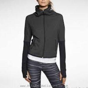Nike Dri-Fit women L Fearless & Bold fleece jacket